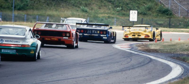 BPR Spa 96... La course avec les mythiques GT1 des 90's 3