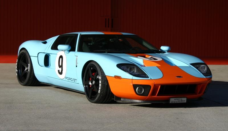 DLEDMV Ford GT CarTech : le retour du mythe 01