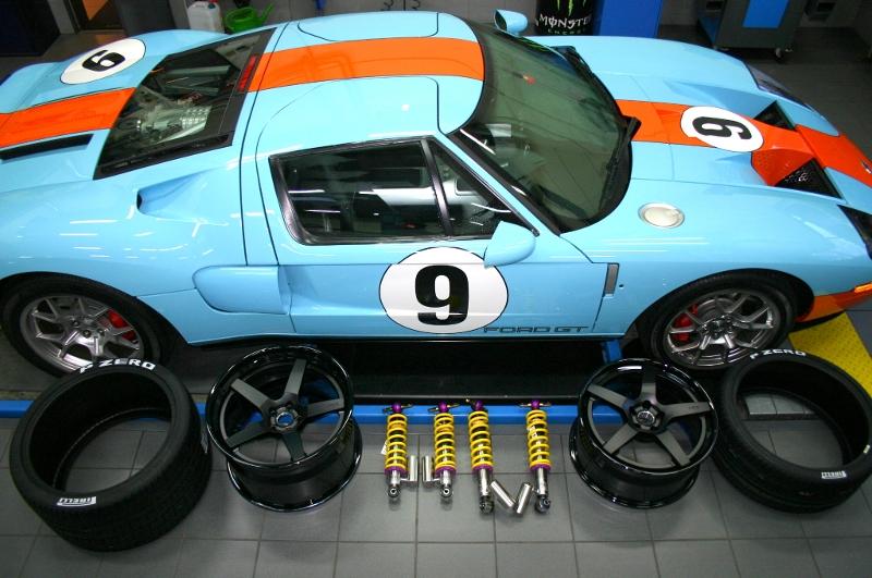 DLEDMV Ford GT CarTech : le retour du mythe 04