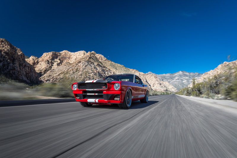 DLEDMV - Ford Mustang 65 Ringbrothers Sema 15 - 11