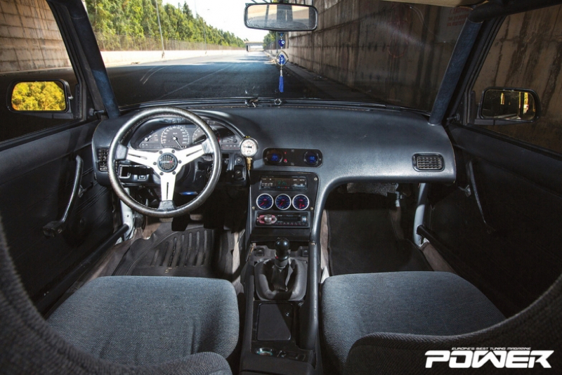 DLEDMV - Lada 2104 SR20DET - 07