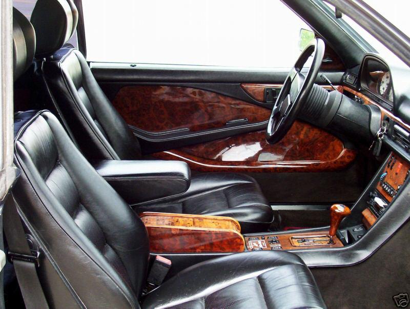 DLEDMV - Mercedes 500 SEC AMG 83 - 03