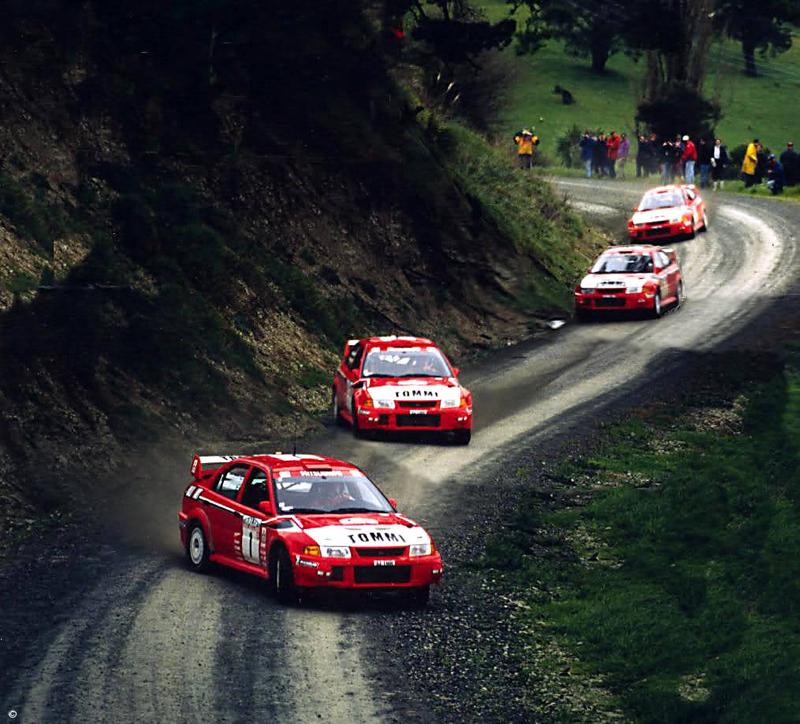 DLEDMV - Mitsubishi Lancer Evo Rally Tribute - 02