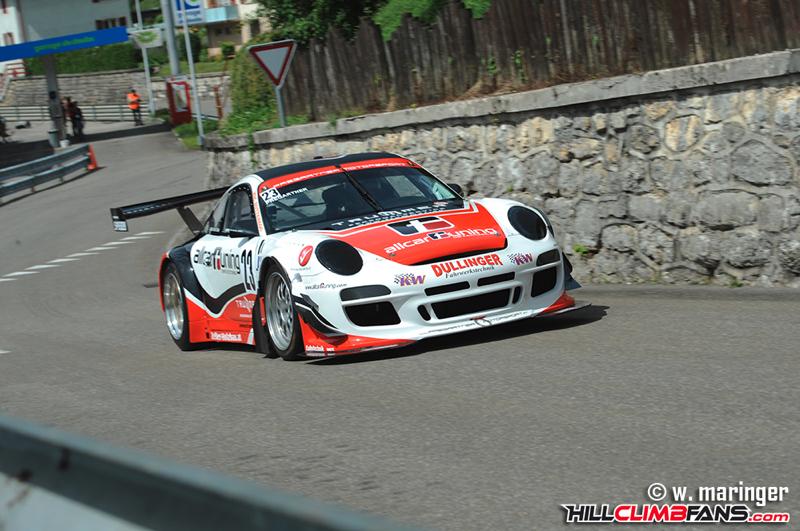 DLEDMV - Porsche 997 GT2 RSR Hillclimb - 03