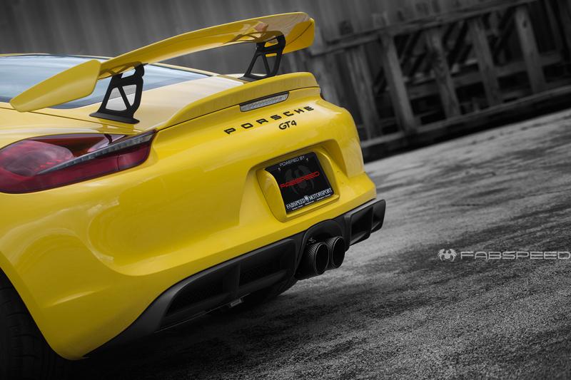 DLEDMV - Porsche Cayman GT4 Fabspeed - 05