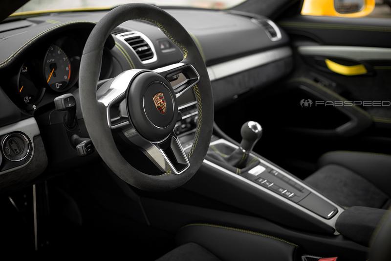 DLEDMV - Porsche Cayman GT4 Fabspeed - 06