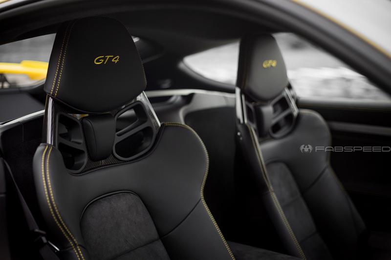 DLEDMV - Porsche Cayman GT4 Fabspeed - 07