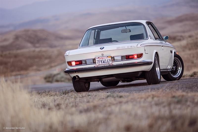 DLEDMV - BMW 3.0 CS Restomod - 05