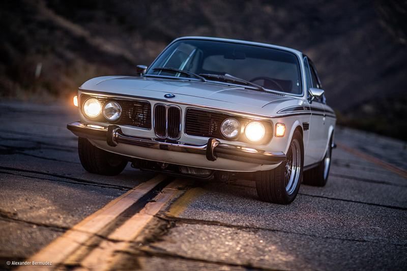 DLEDMV - BMW 3.0 CS Restomod - 11