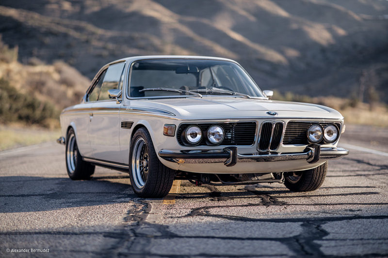 DLEDMV - BMW 3.0 CS Restomod - 12