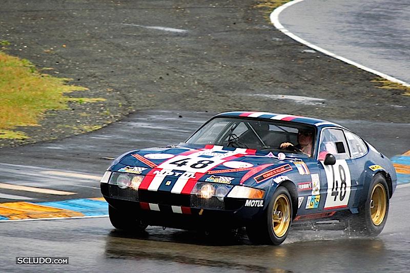 DLEDMV - Ferrari 265 GTB-4 Race - 01