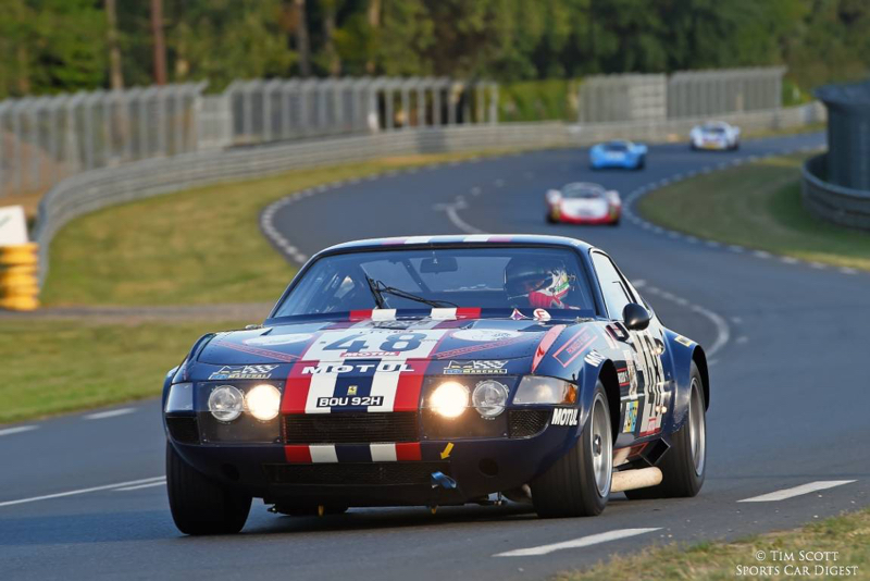 DLEDMV - Ferrari 265 GTB-4 Race - 07