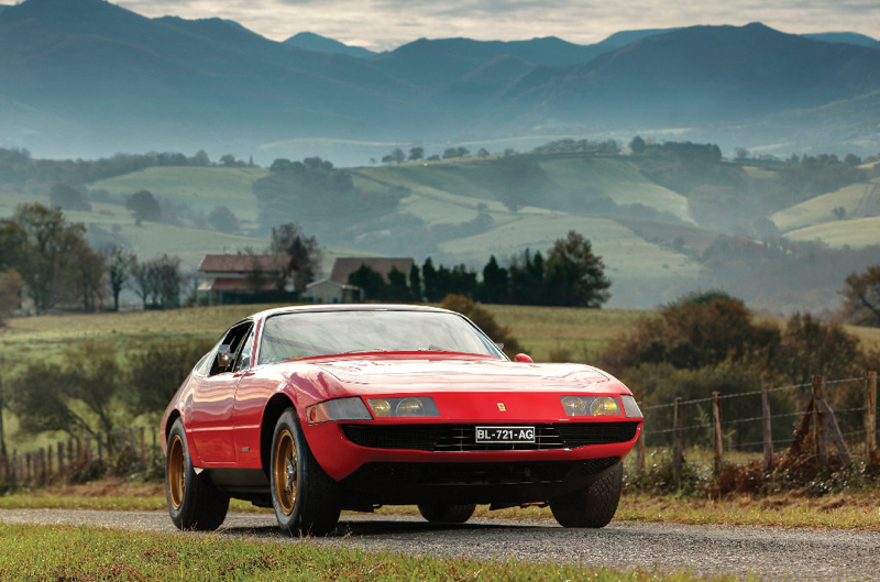 DLEDMV - Ferrari 265 GTB-4 Route - 13