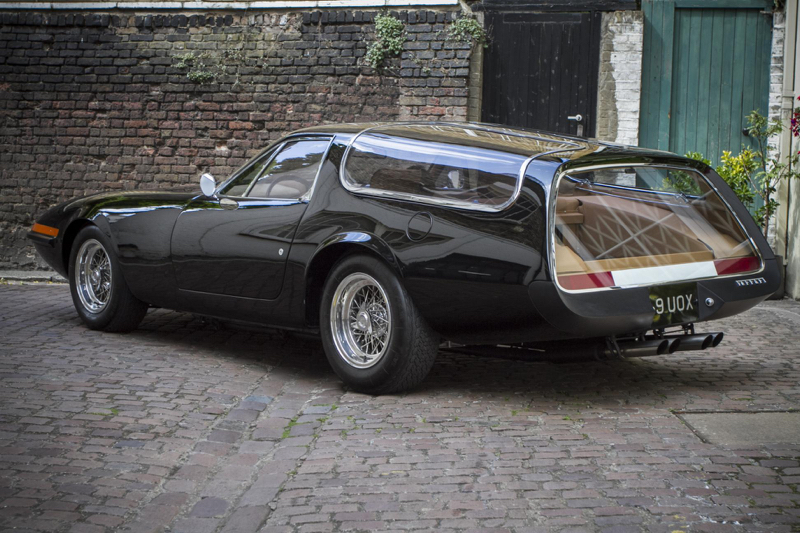 DLEDMV - Ferrari Daytona Shooting Brake - 06