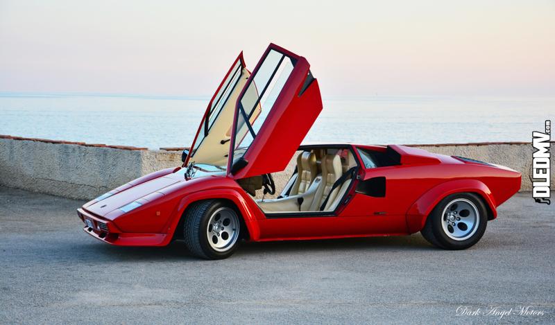 DLEDMV - Lamborghini Countach DAM - 04
