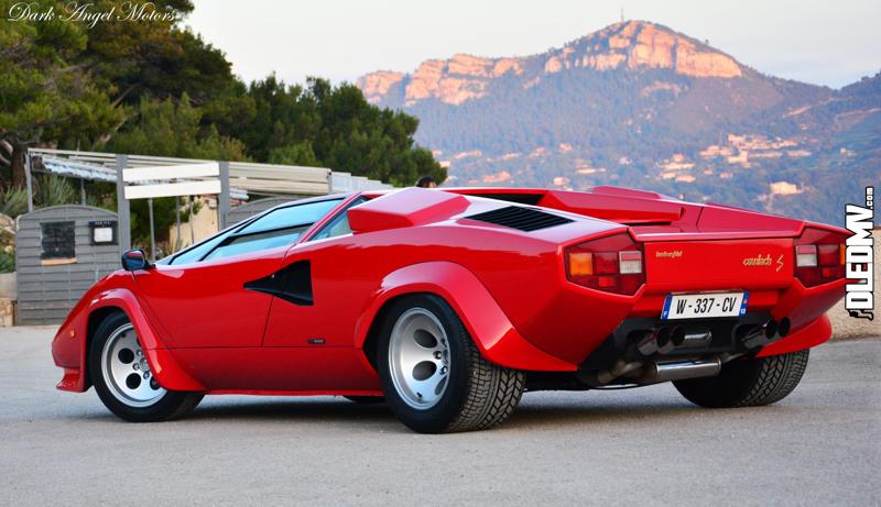 DLEDMV - Lamborghini Countach DAM - 07