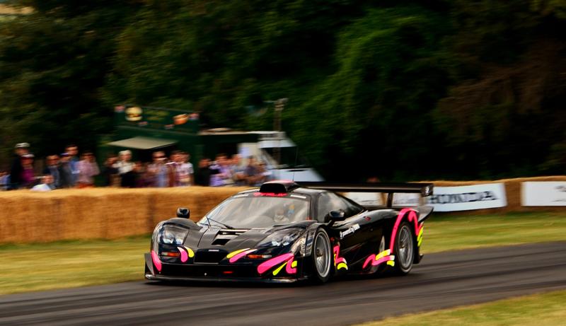 DLEDMV - McLaren F1 GTR Hillclimb Goodwood - 02