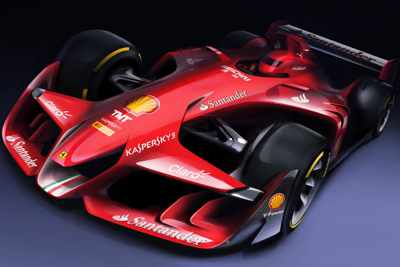 DLEDMV - McLaren MP4-X - 02