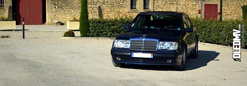 DLEDMV - Mercedes 500E & 190 2.3 16v - 01
