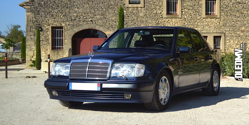 DLEDMV - Mercedes 500E & 190 2.3 16v - 04
