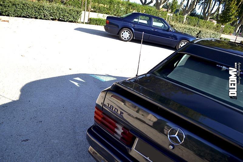 DLEDMV - Mercedes 500E & 190 2.3 16v - 06
