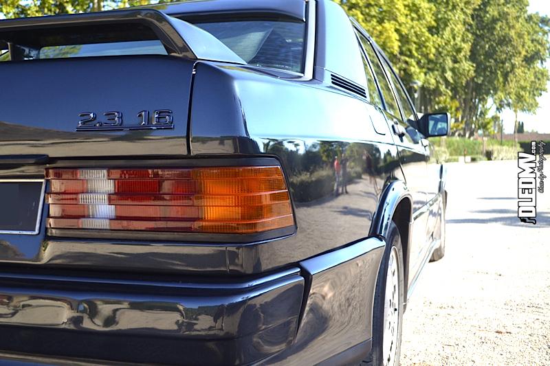 DLEDMV - Mercedes 500E & 190 2.3 16v - 07