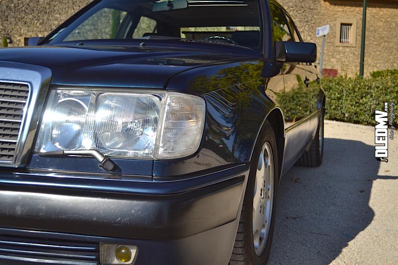 DLEDMV - Mercedes 500E & 190 2.3 16v - 08