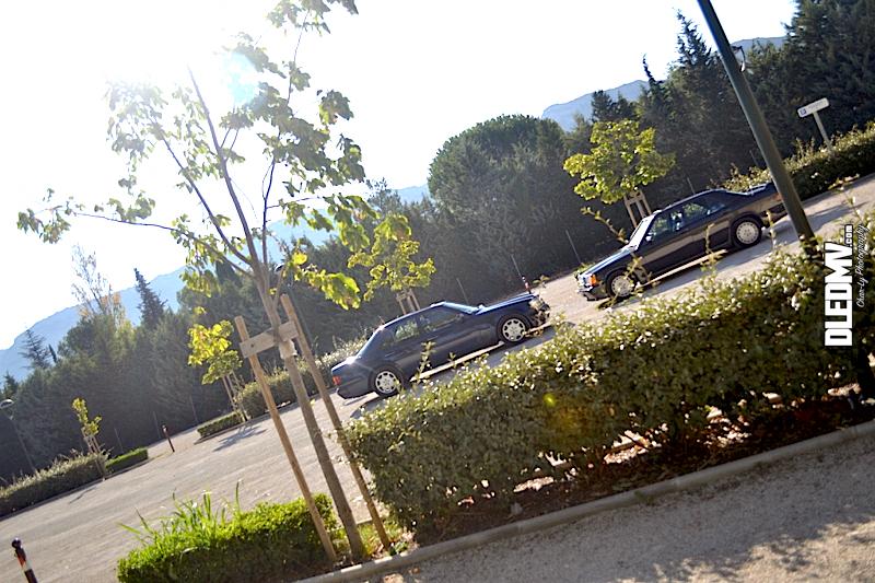 DLEDMV - Mercedes 500E & 190 2.3 16v - 11