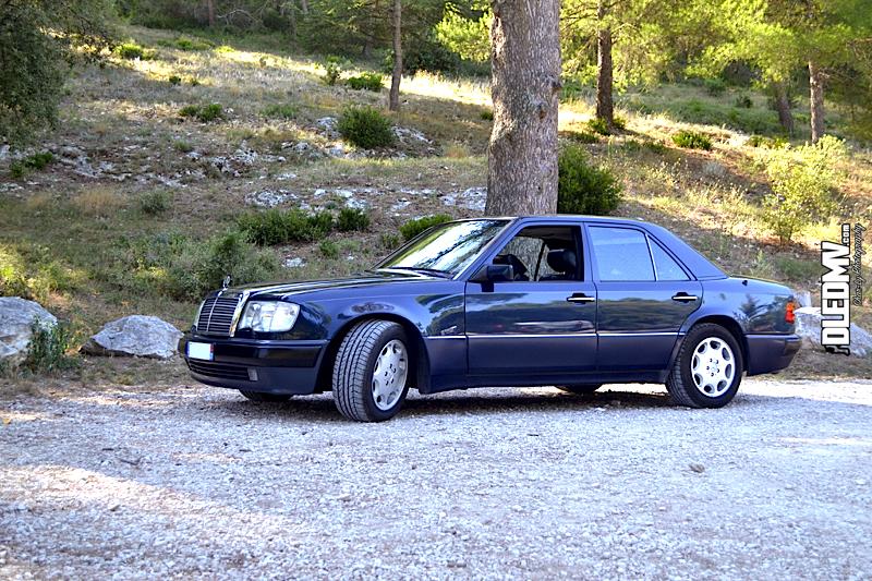 DLEDMV - Mercedes 500E & 190 2.3 16v - 18