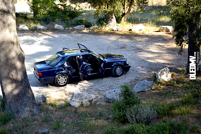DLEDMV - Mercedes 500E & 190 2.3 16v - 21