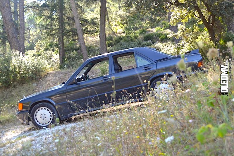 DLEDMV - Mercedes 500E & 190 2.3 16v - 30