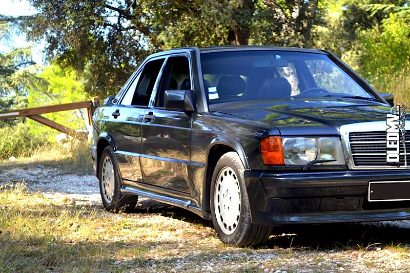 DLEDMV - Mercedes 500E & 190 2.3 16v - 32