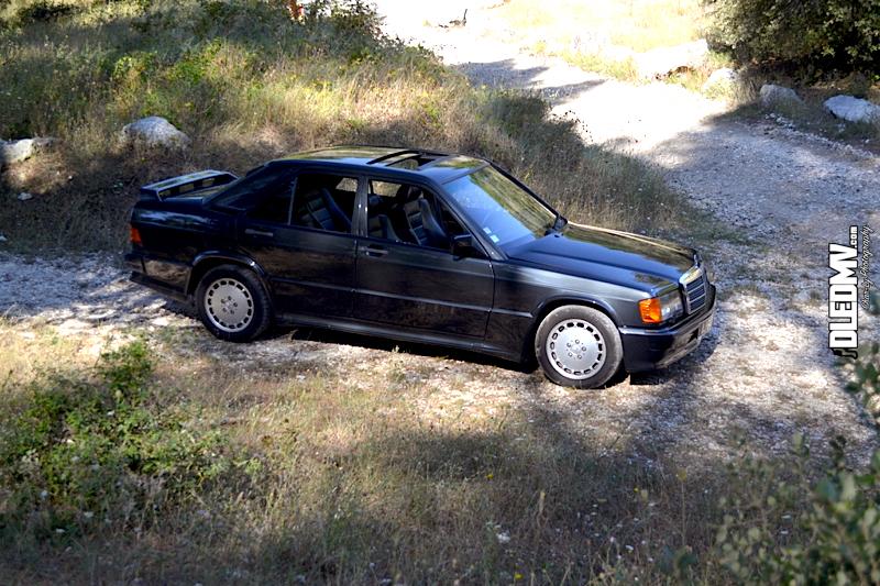 DLEDMV - Mercedes 500E & 190 2.3 16v - 33