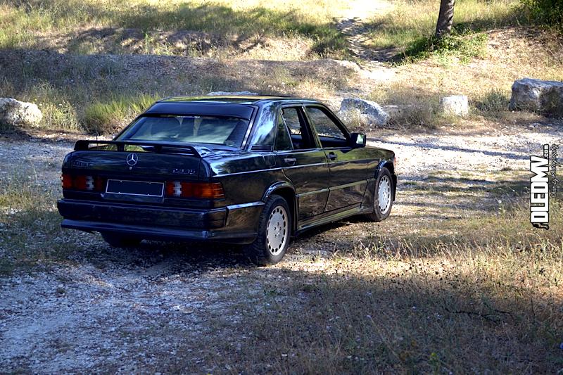 DLEDMV - Mercedes 500E & 190 2.3 16v - 34