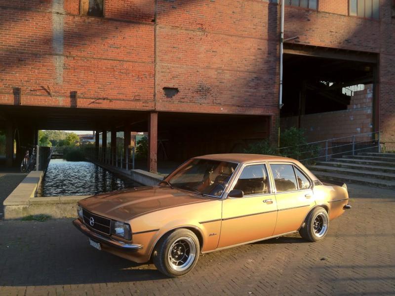 DLEDMV - Opel Ascona B Total Resto - 15