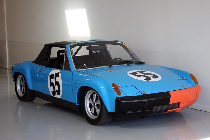 DLEDMV - Porsche 9146 GT sound - 01