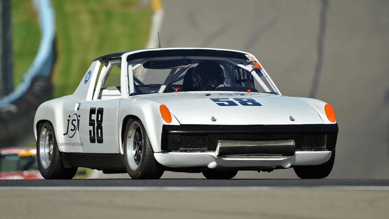 DLEDMV - Porsche 9146 GT sound - 03