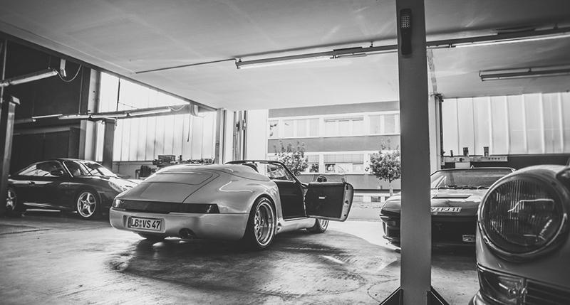 DLEDMV - Porsche 964 Speedster Strosek - 01
