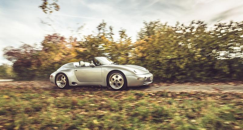 DLEDMV - Porsche 964 Speedster Strosek - 02