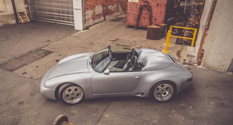 DLEDMV - Porsche 964 Speedster Strosek - 15