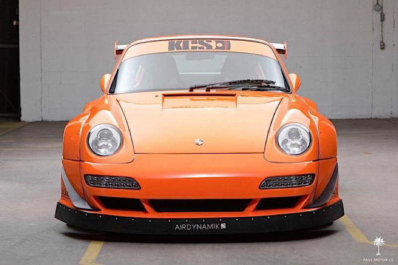 DLEDMV - Porsche 993 V8 VAD - 01