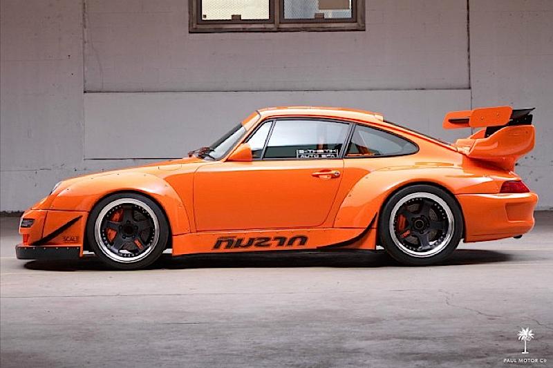 DLEDMV - Porsche 993 V8 VAD - 02