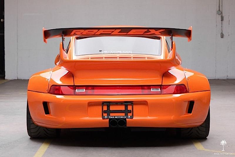 DLEDMV - Porsche 993 V8 VAD - 10