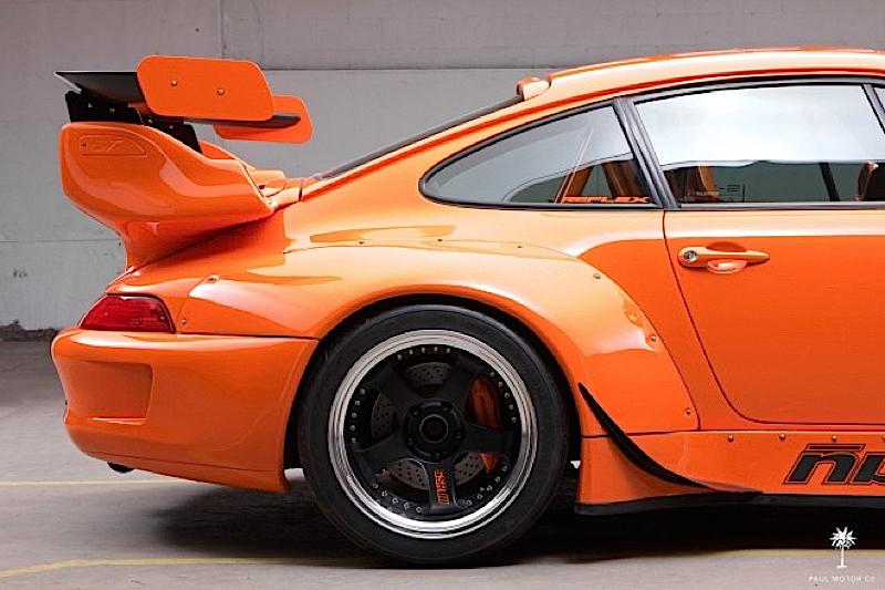 DLEDMV - Porsche 993 V8 VAD - 13