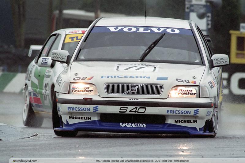 DLEDMV - Volvo S40 BTCC Battle - 02