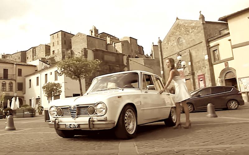 DLEDMV - Alfa Giulia 1300 Super Road trip - 02