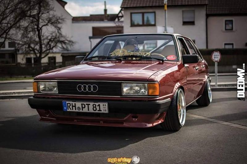 DLEDMV - Audi 80 B2 Patrick - 02