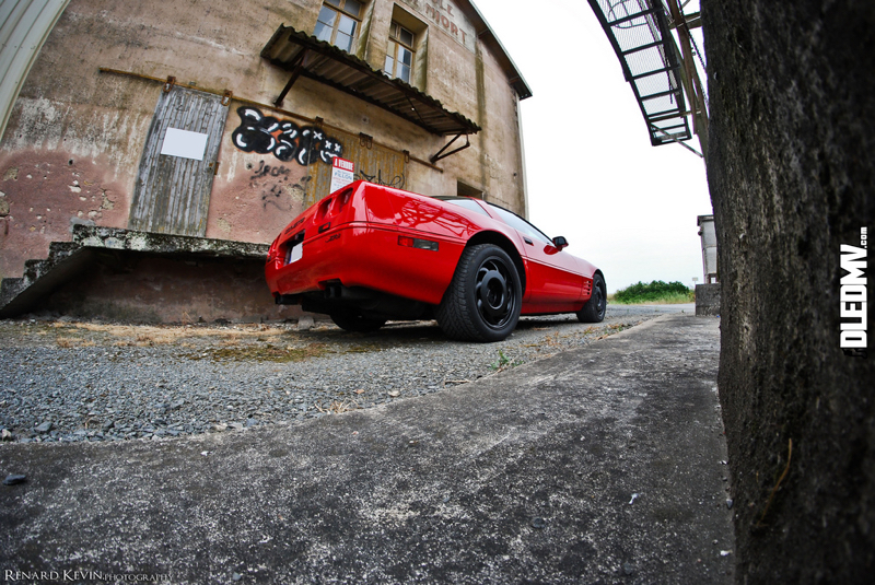 DLEDMV - Chevrolet Corvette ZR-1 David & Kevin - 04
