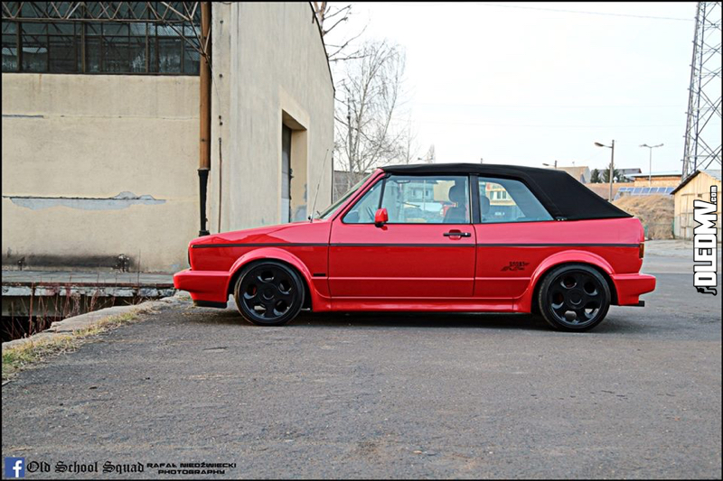 DLEDMV - Duo VW Golf 1 Cab - 09