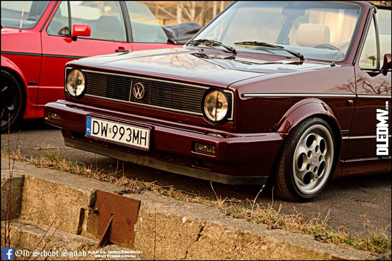 DLEDMV - Duo VW Golf 1 Cab - 10